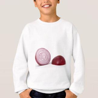 Rote Zwiebel Sweatshirt