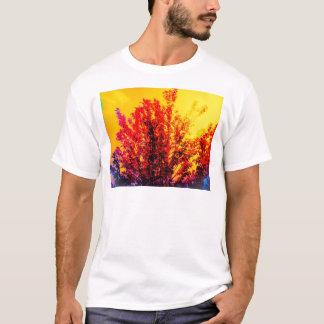 Roter Baum T-Shirt