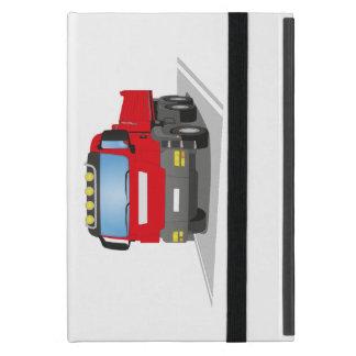 roter Baustellen LKW Schutzhülle Fürs iPad Mini