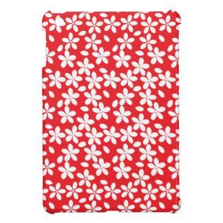Roter BlumenIPad Minikasten iPad Mini Hülle