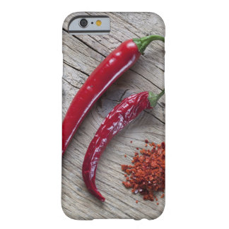 Roter Chili-Pfeffer Barely There iPhone 6 Hülle