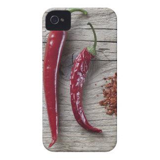 Roter Chili-Pfeffer Case-Mate iPhone 4 Hüllen