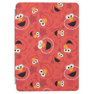 Roter Elmo stellt Muster gegenüber iPad Air Hülle