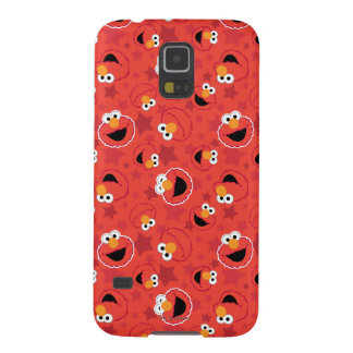 Roter Elmo stellt Muster gegenüber Samsung S5 Cover
