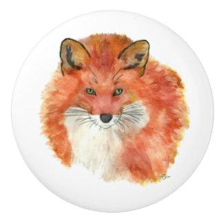 Roter Fox Keramikknauf
