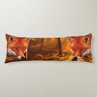 Roter Fox Seitenschläferkissen