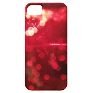 Roter Glitzer-Glamour iPhone 5 Kasten iPhone 5 Hüllen