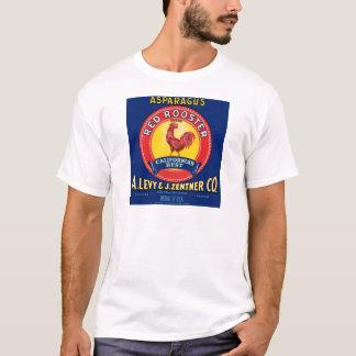 Roter Hahn T-Shirt