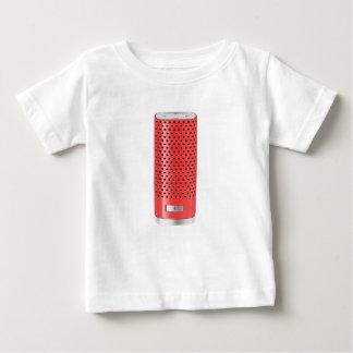 Roter intelligenter Lautsprecher Baby T-shirt