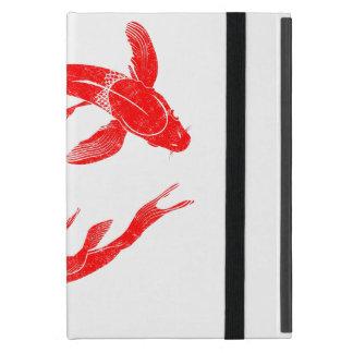 Roter Koi Fisch-Karpfen Schutzhülle Fürs iPad Mini