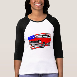 Roter Nova 1966-1967 T-Shirt
