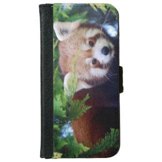 Roter Panda Geldbeutel Hülle Für Das iPhone 6/6s