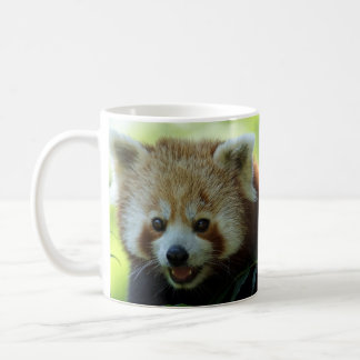 Roter Panda ist wach! Kaffeetasse