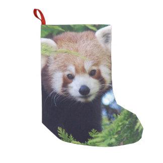 Roter Panda Kleiner Weihnachtsstrumpf