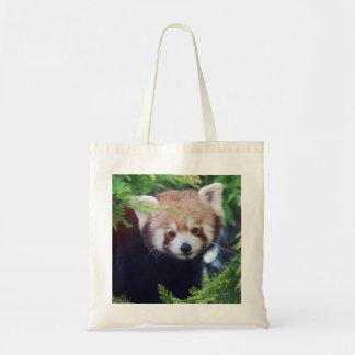 Roter Panda Tragetasche