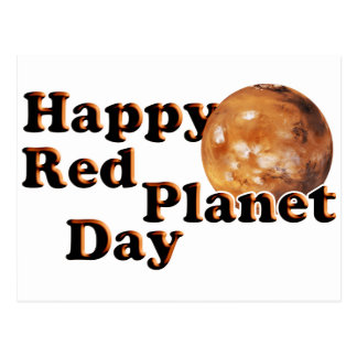 Red Planet Day