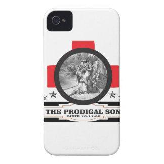 roter Prodigal iPhone 4 Hüllen