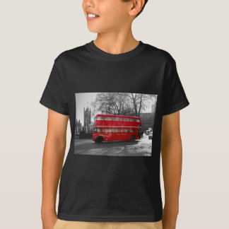 Roter Routemaster Bus Londons T-Shirt