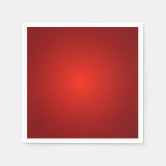 Roter Schimmer - fertigen Sie besonders an Papierserviette