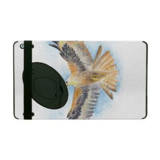 Roter Schwanz-Falke iPad Hülle