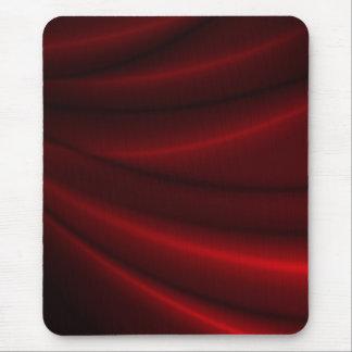 Roter seidiger Hintergrund Mauspads