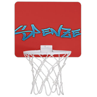 Roter Spenze MiniBasketballkorb Mini Basketball Ring