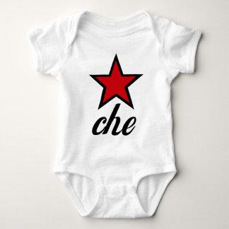 Roter Stern Che Guevara! Baby Strampler
