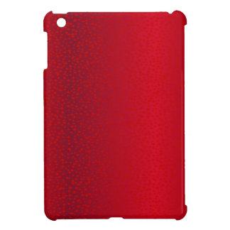 Roter Stern-Hintergrund iPad Mini Hülle