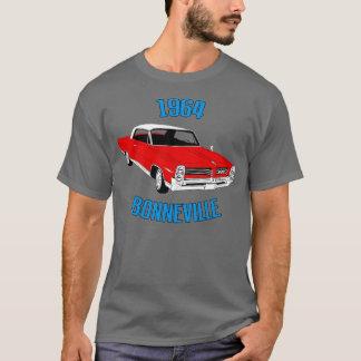 (Roter) T - Shirt 1964 Bonnevilles