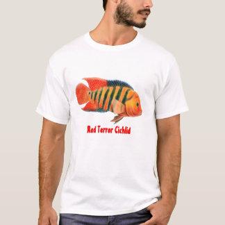 Roter Terror Festae Cichlid-T - Shirt
