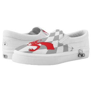 Roter Teufel Slip-On Sneaker