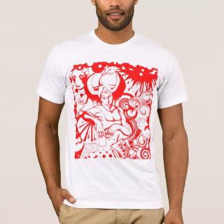 roter Teufel T-Shirt