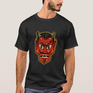 roter Teufel Zwanzigerjahre Halloweens T-Shirt