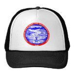 Roter u. blauer JIRP Logo-Hut Baseballcaps