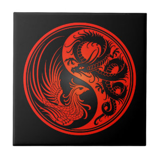 chinesische drachen fliesen. Black Bedroom Furniture Sets. Home Design Ideas