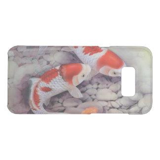 Roter und weißer Koi Fisch-Teich Get Uncommon Samsung Galaxy S8 Plus Hülle