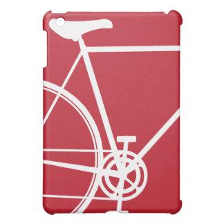 roter Zyklus iPad Mini Hülle