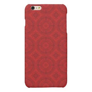 Rotes abstraktes hölzernes Muster