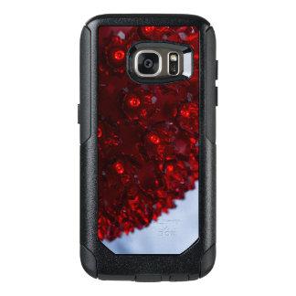 Rotes Ball-Licht OtterBox Samsung Galaxy S7 Hülle