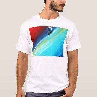 Rotes Bayou T-Shirt