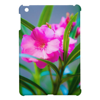Rotes Blumen iPad Mini Hüllen