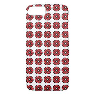 Rotes Blumen - iPhone 7, kaum dort iPhone 8/7 Hülle
