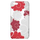 Rotes Blumen - iPhone iPhone 5C Hülle