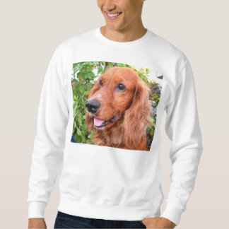 rotes cocker-spaniel-.png sweatshirt
