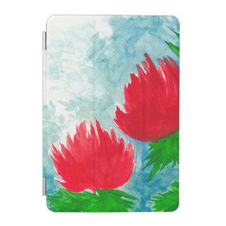 Rotes Duo iPad Mini Hülle