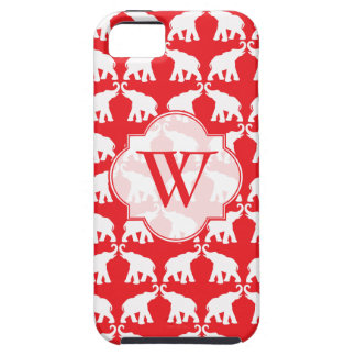 Rotes Elefant iPhone 5/5S Hülle Fürs iPhone 5