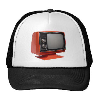 Rotes Fernsehen Baseball Caps