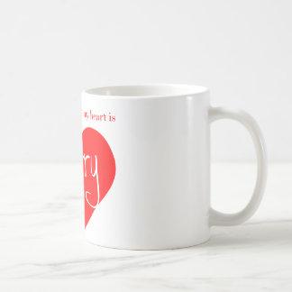 Rotes Herz - Harry Kaffeetasse