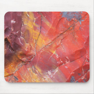 Rotes Holzdetail, Arizona Mousepad