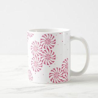 Rotes Kaffeetasse